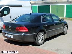 Volkswagen Phaeton 3.0 V6 TDI (Adrian Kot) Tags: volkswagen phaeton 30 v6 tdi