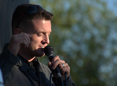Tommy Robinson MEP rally in Larches, Preston (Tony Worrall) Tags: tommyrobinson mep rally larches preston election candid man politics political speech park lancs lancashire city welovethenorth nw northwest north update place location uk england visit area attraction open stream tour country item greatbritain britain english british gb capture buy stock sell sale outside outdoors caught photo shoot shot picture captured ilobsterit instragram photosofpreston ashtononribble ashton