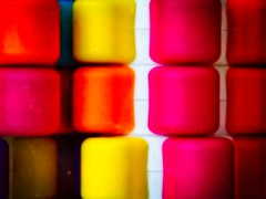 What the heck?! (Steve Brewer Photos) Tags: colour color abstract shapes bright gaudy repetition