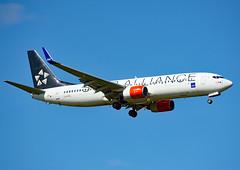 LN-RRL (Skidmarks_1) Tags: lnrrl sas boeing737800 engm norway osl oslogardermoenairport aviation aircraft airport airliners