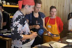 19-05-2019 BJA Kaiseki Workshop with Chef Kamo and Chef Suetsugu - DSC00649