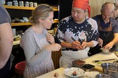 19-05-2019 BJA Kaiseki Workshop with Chef Kamo and Chef Suetsugu - DSC00645