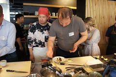 19-05-2019 BJA Kaiseki Workshop with Chef Kamo and Chef Suetsugu - DSC00640