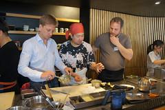 19-05-2019 BJA Kaiseki Workshop with Chef Kamo and Chef Suetsugu - DSC00628