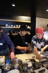 19-05-2019 BJA Kaiseki Workshop with Chef Kamo and Chef Suetsugu - DSC00625