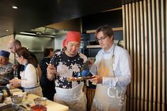 19-05-2019 BJA Kaiseki Workshop with Chef Kamo and Chef Suetsugu - DSC00585