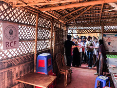 BCF Delivering Humanitarian Aids to The Rohingya Refugees in Kutupalog camp, in Cox's Bazar, Bangladesh (1)