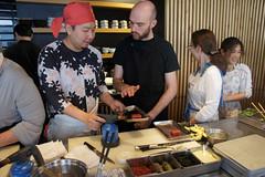 19-05-2019 BJA Kaiseki Workshop with Chef Kamo and Chef Suetsugu - DSC00570