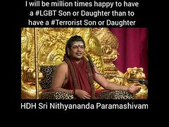 I will be #million #times #happy to have a #LGBT #Son or #Daughter than to have a #Terrorist Son (manish.shukla1) Tags: i will be million times happy have lgbt son or daughter than terrorist
