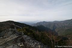 Mt Fuji from Mt Kobushi (takashi_matsumura) Tags: mt fuji kobushi kawakami nagano ngc japan mountain trekking landscape 富士山 甲武信岳 afp dx nikkor 1020mm f4556g vr
