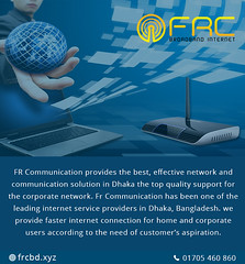 Wireless Internet Connection Services  Provider in Sirajganj (frcommunication14) Tags: internet highspeedinternet network broadband fastinternet wireless
