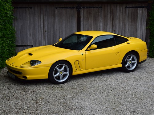 Ferrari 550 Maranello (1998)