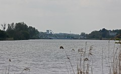 Pegasus Bridge - Bénouville (CindyDel) Tags: pegasusbridge pagasus bridge pont paysage landscape france bénouville normandie normandy guerre débarquement calvados orne eau