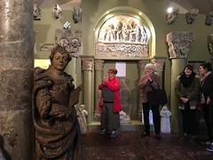 (villenevers) Tags: nevers porteducroux nuitdesmusées nuiteuropéennedesmusées visite muséearchéologiquedunivernais musée patrimoine histoire tourisme