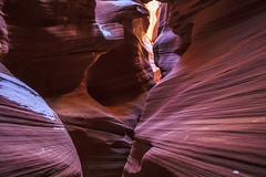 """Inside """"Secret Canyon"""" (CraDorPhoto) Tags: canon5dsr landscape canyon sandstone rockformation slotcanyon nature outside outdoors arizona usa"""