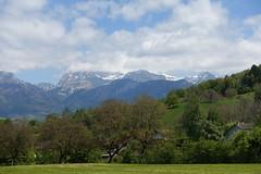 Clouds @ La Tournette @ Hike to Vallée du Laudon (*_*) Tags: 2019 printemps spring afternoon may hiking mountain montagne nature randonnee walk marche europe france hautesavoie 74 annecy saintjorioz laudon bauges circuitdulaudon loop valléedulaudon savoie