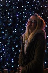 Telford European Christmas Market (Kayleigh Elson Photography) Tags: christmas market telford tree lights pretty blue friends ginger redhead long hair blonde beautiful cute 50mm