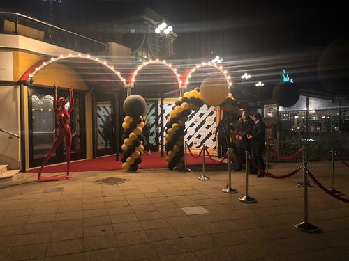 Ballonboog 6m Opening Crazy Piano's Scheveningen Den Haag