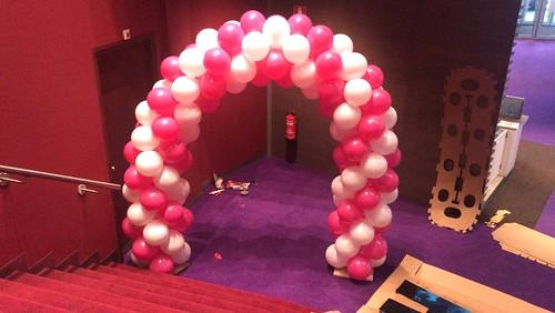 Ballonboog 6m Pathe Tilburg