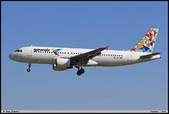 AIRBUS A320 214 Gowair EC-MQH 1296 Entzheim avril 2019 (paulschaller67) Tags: airbus a320 214 gowair ecmqh 1296 entzheim avril 2019