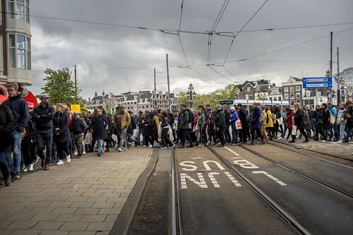 4 en 5 mei Amsterdam