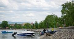 Boat sinking (imeiprezimephoto) Tags: dunav danuve river boat ship sink sinking europe nikon velikogradiste vg gradiste veliko srebrno jezero golubac d7000 tamron 1750
