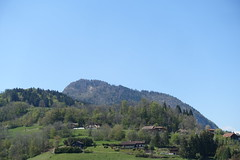 Mont Orchez @ Châtillon-sur-Cluses @ Hike to Mont Orchez (*_*) Tags: 2019 may afternoon spring printemps europe france hautesavoie 74 cluses savoie hiking mountain montagne walk marche randonnee nature