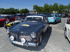 Volvo 122 Rallye (1) (BOSTO62) Tags: ancenis carquefou rallye 2019 voiture cars wagen course loireatlantique volvo 122