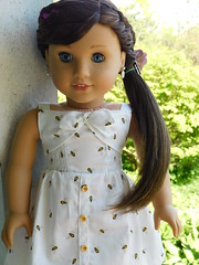 (dollpeople) Tags: american girl doll grace thomas goty year 2015 ag