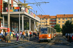13666 (220 051) Tags: potsdam 070 strasenbahn tram tramway tranvia trambahn חשמליה 市内電車 路面電車 有轨电车 有軌電車 trikk tramwaj трамвай eléctrico villamos električka tranvai sporvogn spårvagn ترامواى tranvía carro raiitiovaunu τραμ streetcar