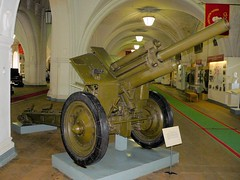 "122mm M-30 Howitzer Mod.1938 00001_ • <a style=""font-size:0.8em;"" href=""http://www.flickr.com/photos/81723459@N04/47848647241/"" target=""_blank"">View on Flickr</a>"