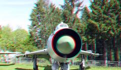 Suchoi SU 7B Flugausstellung Hermeskeil 3D (wim hoppenbrouwers) Tags: flugausstellung hermeskeil 3d concorde suchoisu7b flugausstellunghermeskeil3d aircraft 1955 udssr germany