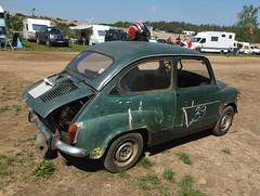 Fiat 600 Racer -2- (Zappadong) Tags: