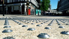 Leading lines in the High Street..... (markwilkins64) Tags: londonboroughofbromley bromley london streetphotography street markwilkins pavement leadinglines