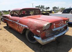 Chevrolet Impala Coupé Racer 1958 -1- (Zappadong) Tags: