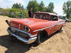 Chevrolet Impala Coupé Racer 1958 -2- (Zappadong) Tags: