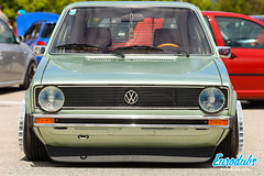 "VW Golf MK1 with Turbo fans • <a style=""font-size:0.8em;"" href=""http://www.flickr.com/photos/54523206@N03/47849035182/"" target=""_blank"">View on Flickr</a>"