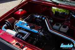 "VW Polo MK1 engine bay • <a style=""font-size:0.8em;"" href=""http://www.flickr.com/photos/54523206@N03/47849047442/"" target=""_blank"">View on Flickr</a>"