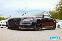 "Audi black on black, stanced • <a style=""font-size:0.8em;"" href=""http://www.flickr.com/photos/54523206@N03/47849063792/"" target=""_blank"">View on Flickr</a>"