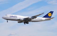 D-ABVO B747 430 Lufthansa (corrydave) Tags: 28086 b747 b747400 lufthansa frankfurt dabvo