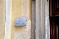 Chiesa di San Canciano (Joe Shlabotnik) Tags: sign church chiesa italia april2019 2019 venezia venice italy afsdxvrzoomnikkor18105mmf3556ged