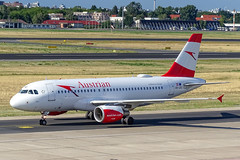 Austrian Airlines - Airbus A319-100 [OE-LDC] at Berlin Tegel Airport - 24/07/18 (David Siedler) Tags: austrian airlines austrianairlines airbus airbusa319 airbusa319100 a319 oeldc berlin tegel airport berlinairport tegelairport txleddt
