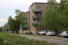 Łódź modernism (13) (Krzysztof D.) Tags: polska poland polen architektura architecture building łódź łódzkie