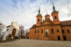 031 Kostel sv. Vavřince a kaple Kalvárie znovu (Kawi355) Tags: praha canoneos7d