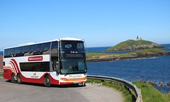 Bus Eireann LD225 (08D70154). (Fred Dean Jnr) Tags: buseireannroute240 daf sbr4000 vdl berkhof axial ld225 08d70154 ballycotton cork may2019 buseireann