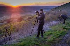 Osoyoos Photography Club at Steptoe Butte (Richard McGuire) Tags: palouse steptoebutte washington landscape sunset