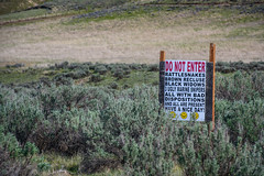 Do not enter (Richard McGuire) Tags: palouse steptoebutte washington landscape