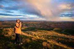 The view from Steptoe Butte (Richard McGuire) Tags: palouse steptoebutte washington