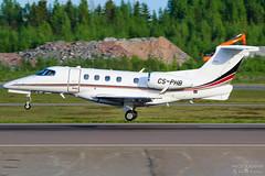 CS-PHB NetJets Europe Embraer 505 Phenom 300, EFHK, Finland (Sebastian Viinikainen.) Tags: csphb netjets europe businessjet efhk finland embraer phenom