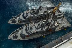 190517-N-TP834-1121 (U.S. Pacific Fleet) Tags: navycargohandlingbattalion nchb1 ctf75 usnavy navy usdepartmentofdefense dod sailorguamdet guamcrg 1 ctf 75 crs 2 task force coastal riverine group csanta ritacrg squadron costal crg